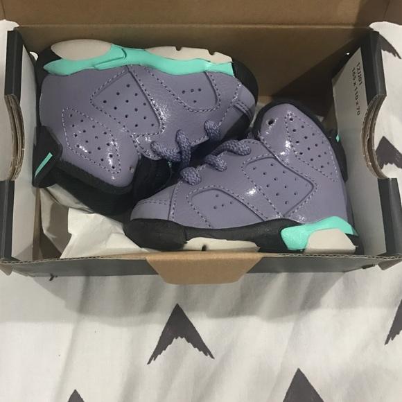 78dcf0b0416 Jordan Other - Infant baby Jordans 6 retro gt 2c. New in box
